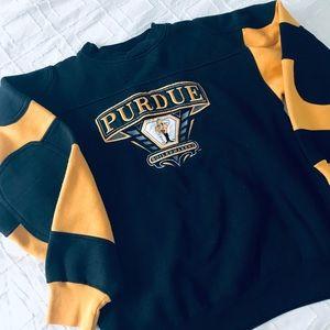 Vintage Purdue Boilermakers Sweatshirt